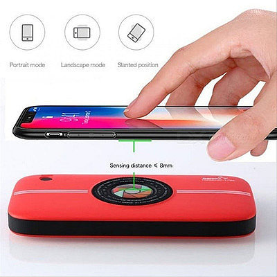 Беспроводной Power Bank 10000 mAh Remax RPP-91 Camera