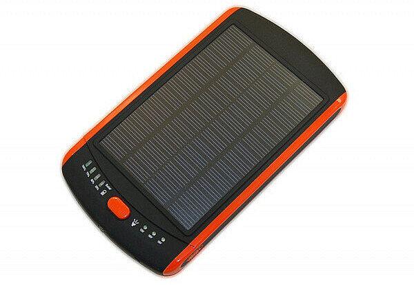 Solar Power Bank 23000 mAh с солнечной батареей